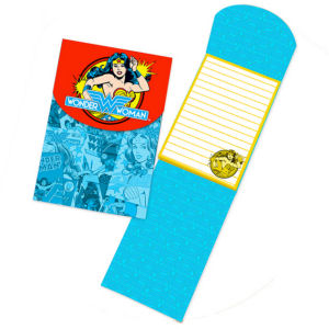Wonder Woman Pocket Notepad