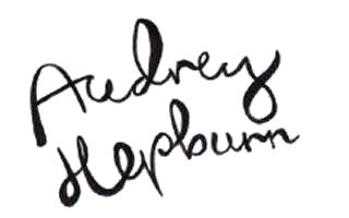 AUDREY HEPBURN Gifts, Collectibles and Merchandise in Canada!