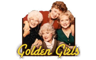 GOLDEN GIRLS Gifts, Collectibles and Merchandise in Canada!