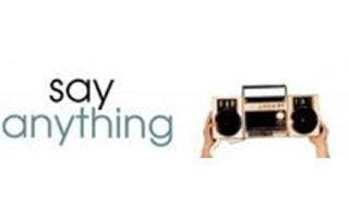 Say Anything Gifts, Collectibles and Merchandise in Canada!