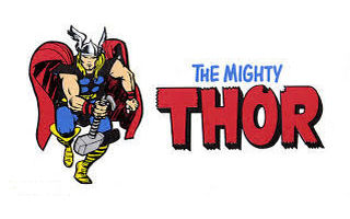 THE MIGHTY THOR Gifts, Collectibles and Merchandise in Canada!