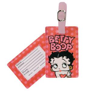 Betty Boop Luggage Tag