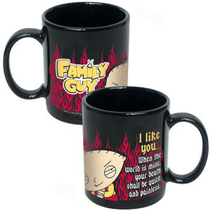 Family Guy Stewie I Like You Ceramic Mug
