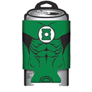 Green Lantern Character Can Cooler