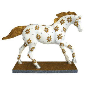 The Trail of the Painted Ponies Starlight Figurine