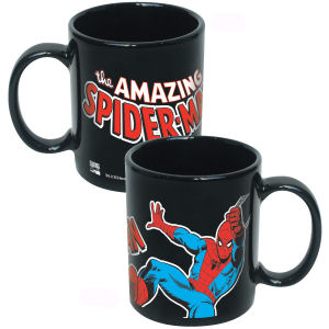 Spider-Man Character Ceramic Mug