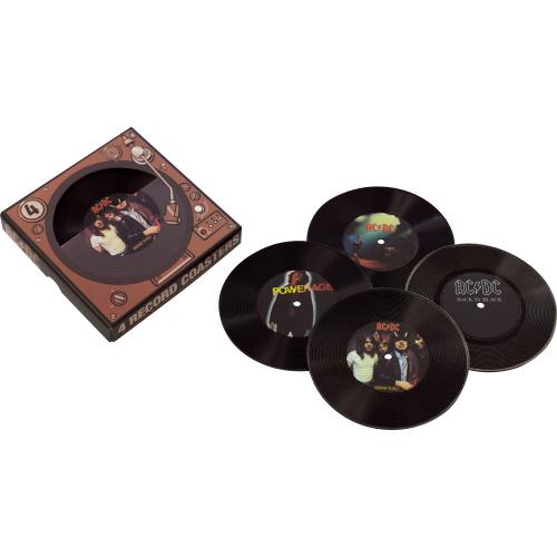 AC/DC Coasters