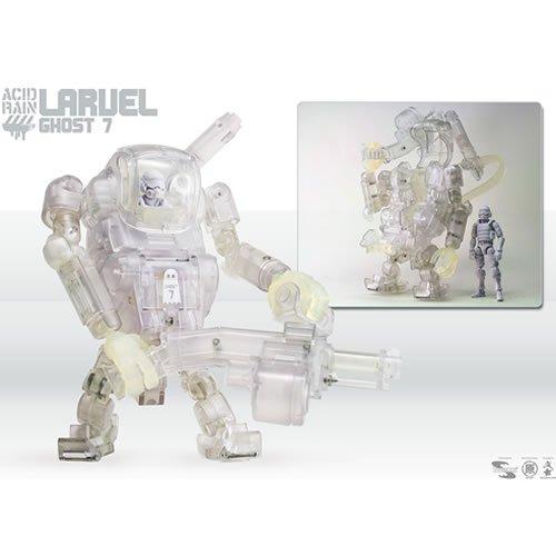 Laurel Ghost 7 Acid Rain Action Figure