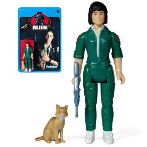 Alien Ripley Blue Card ReAction 3.75 Inch Retro Action Figure