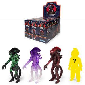 Alien Blind Boxed ReAction 3.75 Inch Retro Action Figures