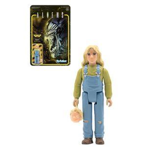 Alien Newt Blue Card ReAction 3.75 Inch Retro Action Figure
