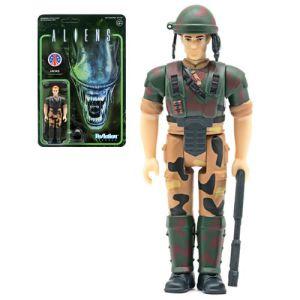 Aliens Hicks ReAction 3.75 Inch Retro Action Figure