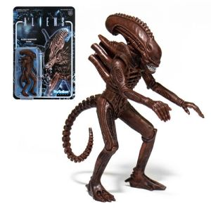 Aliens Alien Warrior (Dusk Brown) ReAction 3.75 Inch Retro Action Figure