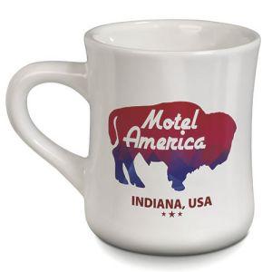 American Gods Motel America Mug
