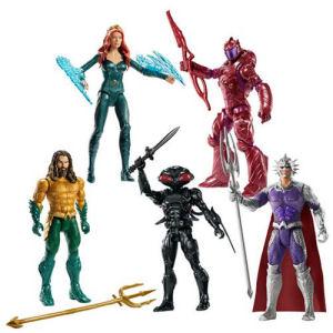 Aquaman Movie 6-Inch Basic Action Figures Case