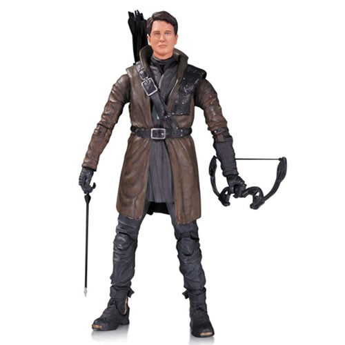 Arrow TV Series Malcolm Merlyn Action Figure