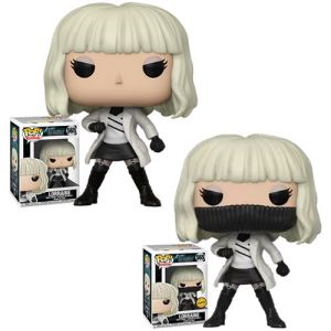 Atomic Blonde Lorraine White Coat Pop! Vinyl Figure