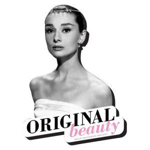 Audrey Hepburn Original Beauty Funky Chunky Magnet