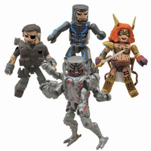 Age Of Ultron Minimates Box Set