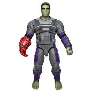 Avengers Endgame Hero Suit Hulk Marvel Select Action Figure