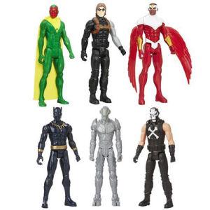 Avengers Titan Hero B 12 Inch Action Figures Wave 2 Case