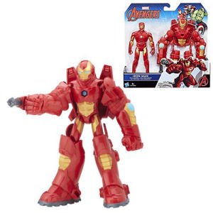Avengers 6 Inch Iron Man Action Figure and Armor