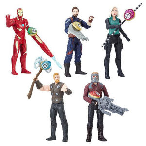 Avengers Infinity War 6 Inch Figures Stones Accessory Wave 1