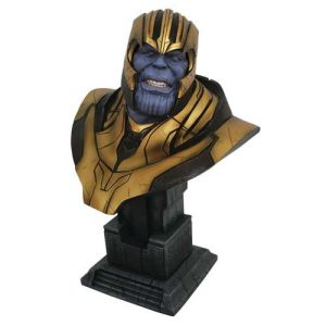 Legends In 3D Busts Avengers Infinity War 1/2 Scale Thanos Bust