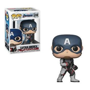 Avengers Endgame Movie Captain America Pop! Vinyl Figure
