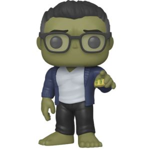 Avengers Endgame Hulk with Taco Pop! Vinyl Figure