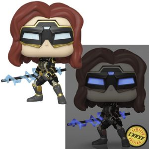 Marvel Gamerverse Avengers Game Black Widow Pop! Vinyl Figure