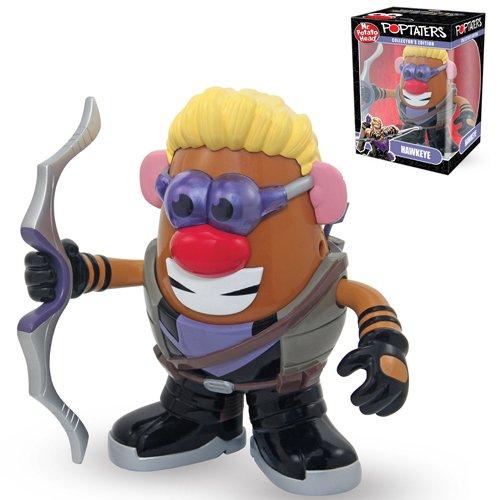 Marvel Comics Hawkeye Mr. Potato Head.