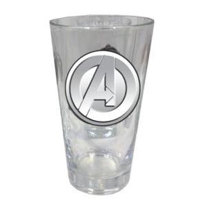 Avengers Symbol Pint Glass