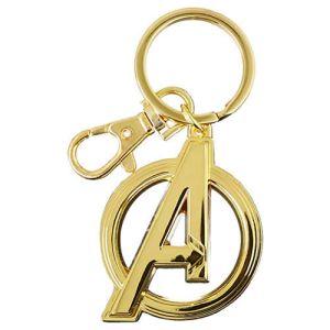 Avengers Logo Pewter Key Chain