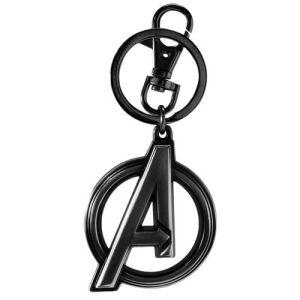 Black Widow Movie Avengers Logo Key Ring