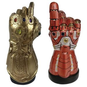 Desk Monuments Statues - Marvel - Infinity / Nano Gauntlet LED SDCC 2020 Exclusive