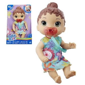 Baby Alive Lil Sounds Baby (Brunette).