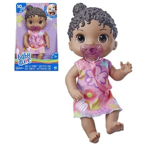 Baby Alive Lil Sounds Baby (African American).