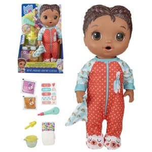 Baby Alive Dolls Mix My Medicine Baby (African American)
