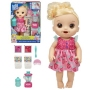 Baby Alive Dolls Magical Mixer Baby Strawberry Shake (Blonde).
