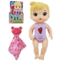 Baby Alive Dolls Happy Heartbeats Baby (Blonde).
