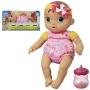 Baby Alive Dolls Sweet n Snuggly Baby (Brunette).