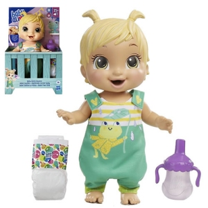 Baby Alive Baby Gotta Bounce Frog Blonde Doll