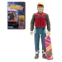 Back To The Future 2  Marty McFly (Future) ReAction 3.75 Inch Retro Action Figure.