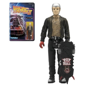 Back To The Future 2 Griff Tannen 3.75 Inch Retro Action Figure