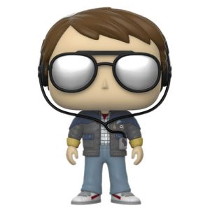 Back To The Future Marty (Glasses) Pop! Vinyl Figure