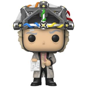 Back To The Future Doc (Helmet) Pop! Vinyl Figure