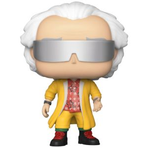 Back To The Future Doc (2015) Pop! Vinyl Figure
