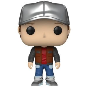 Back To The Future Marty (Future Outfit) Pop! Vinyl Figure