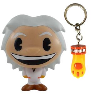 Back To The Future 4 Inch Doc Brown Bhunny Stylized Figure